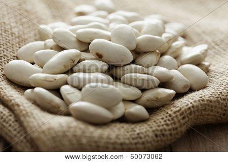 bowl of white giant beans