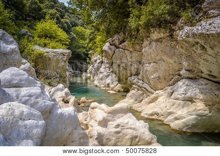 River Acheron, in ancient Greece known as Styx