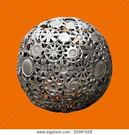 Hubcaps Ball