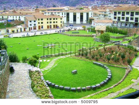 Plaza At Cusco