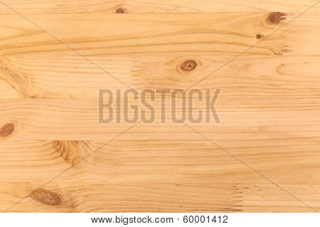 Uncolored Wooden Table Panel. Background Photo Texture