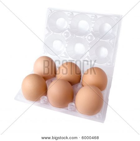 Transparent Eggbox