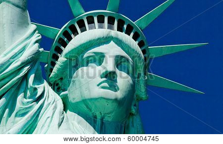 USA, New York, The Statue of Liberty
