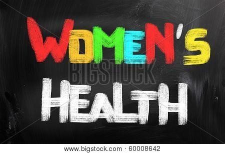 Women's Health Concept