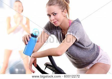 Comprehensive training on the bike