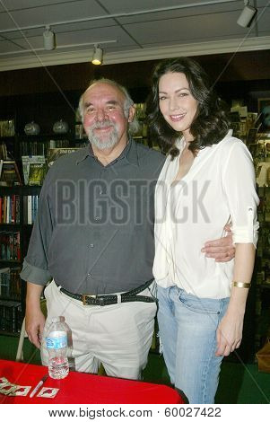 BURBANK, CA - FEBRUARY 16:  Stuart Gordon and Louise Griffiths attend the