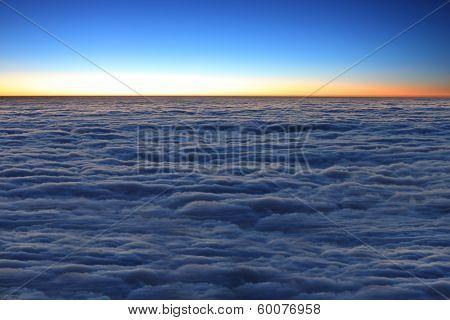 Mist And Sky