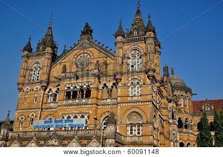 CST Mumbai