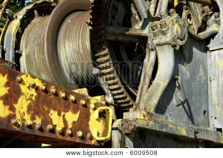 Gears And Pullys