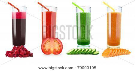 vegetable juices
