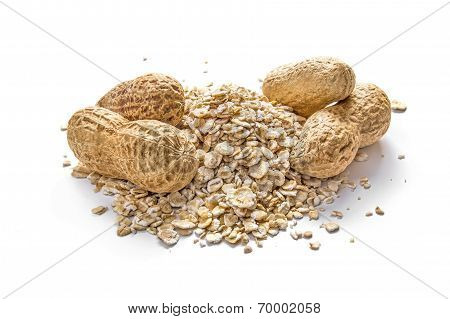 Peanuts And Oatmeal