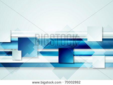 Abstract shiny hi-tech vector background