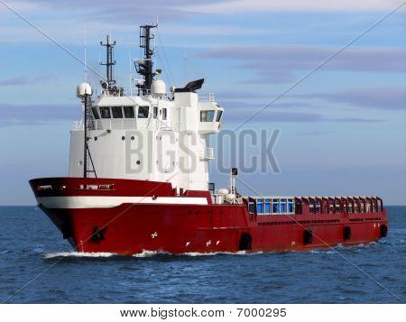 Supply Vessel D1