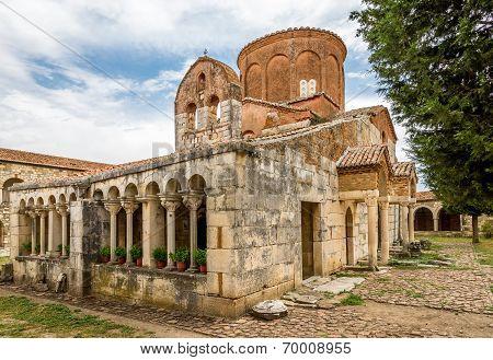 Church Of Saint Mary In Apollonia.