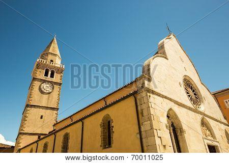 Old Dome Of Muggia