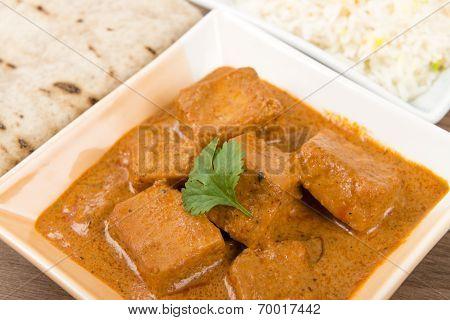 Paneer Makhani or Shahi Paneer (Paneer Butter Masala)