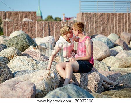 Women Couple