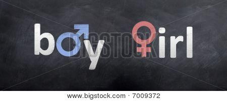 Boy Meets Girl Symbols