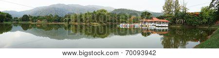 Taiping Lake Garden, Malaysia