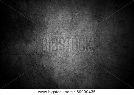 Grey grunge textured wall closeup