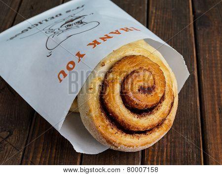 Tasty Cinnamon Buns