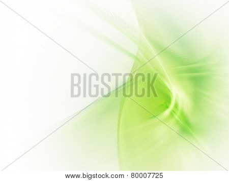 Nature green abstract background design