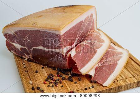 Whole Prosciutto Italian Ham