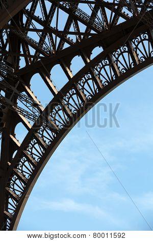 Eiffel Tower - The most famous symbol of Paris
