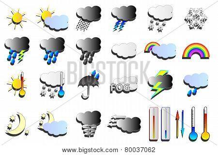 Weather Icons