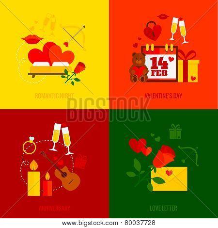 Romantic Design Concept