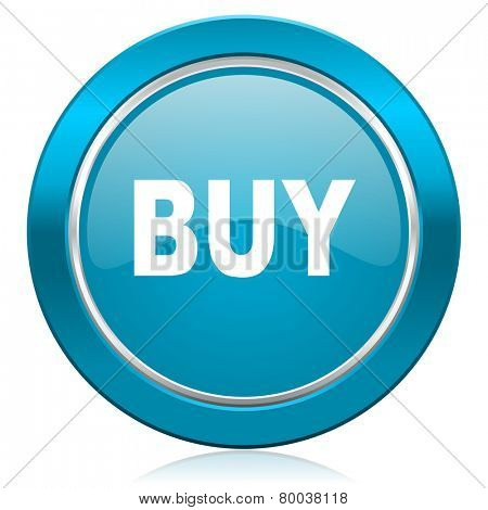 buy blue icon