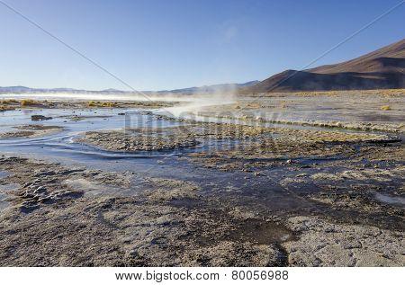 Hot springs called