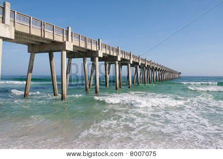 Fishing Pier on Pensacola Beach
