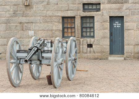 Halifax fort