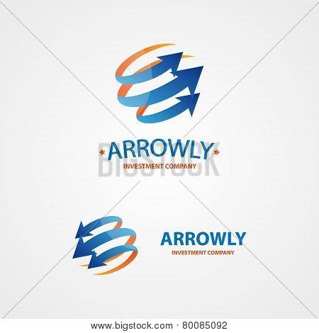 Arrow, scope, circle