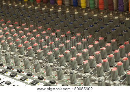 Church soundboard