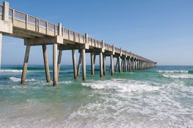 Fishing Pier on Pensacola Beach