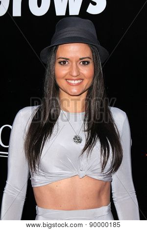"LOS ANGELES - MAY 3:  Danica McKellar at the ""Where Hope Grows"" Los Angeles Premiere at the ArcLight Hollywood Theaters on May 3, 2015 in Los Angeles, CA"