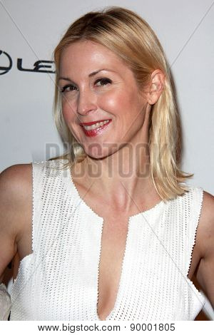 LOS ANGELES - JAN 11:  Kelly Rutherford at the The Weinstein Company / Netflix Golden Globes After Party at a Beverly Hilton Adjacent on January 11, 2015 in Beverly Hills, CA