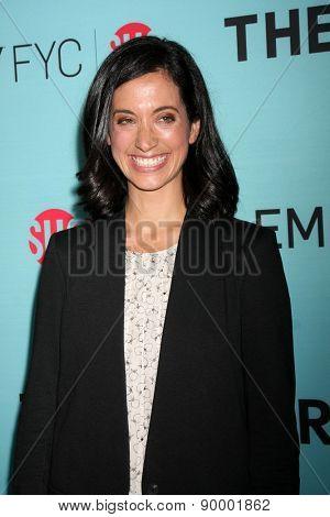 LOS ANGELES - MAY 5:  Sarah Treem at the Showtime's