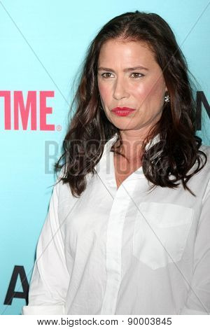 "LOS ANGELES - MAY 5:  Maura Tierney at the Showtime's ""The Affair"" Screening Event And Panel Discussion at the Samuel Goldwyn Theater on May 5, 2015 in Beverly Hills, CA"
