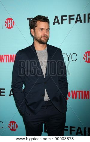 "LOS ANGELES - MAY 5:  Joshua Jackson at the Showtime's ""The Affair"" Screening Event And Panel Discussion at the Samuel Goldwyn Theater on May 5, 2015 in Beverly Hills, CA"