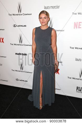 LOS ANGELES - JAN 11:  Elisha Cuthbert at the The Weinstein Company / Netflix Golden Globes After Party at a Beverly Hilton Adjacent on January 11, 2015 in Beverly Hills, CA