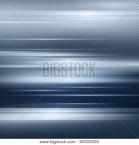 Gray abstract metallic background. Vector illustration