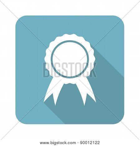 Certificate seal icon