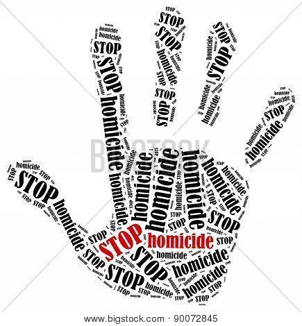 Stop Homicide.