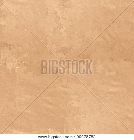 Vintage Realistic Paper Seamless Textured Background