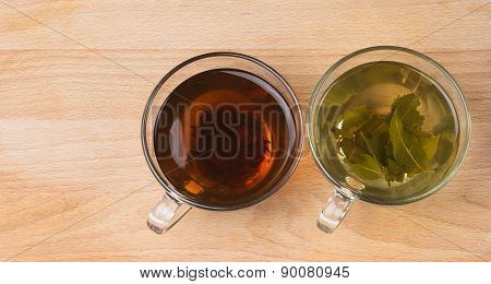 Black And Green Tea
