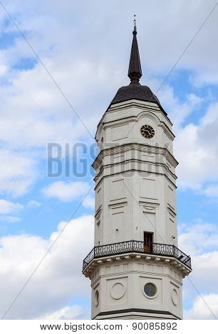 Tower Of Town Hall, Mogilev