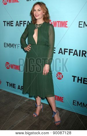 LOS ANGELES - MAY 5:  Ruth Wilson at the Showtime's
